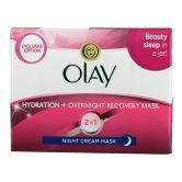 Olay Hydration + Overnight Recovery Mask 50ml