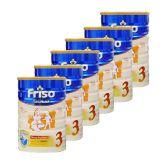 Friso Gold (Stage 3) Young Explorer Milk Powder (1yr onwards) (1.8kg x6)