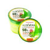 White Organia Aloe Vera 98% Hair Pack 500ml