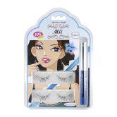 Mii Eyelashes 105+Eyeliner+Glue