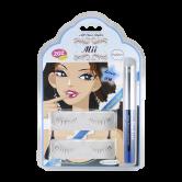 Mii Eyelashes 202+Eyeliner+Glue