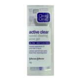 Clean & Clear Active Clear Speed Clearing Acne Gel 10g
