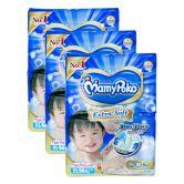 MamyPoko Extra Dry Jumbo Tape Diaper X-Large 50S (1Carton=3packs)