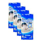 MamyPoko Extra Dry Tape Diaper X-Large 34S (1Carton=4pack)