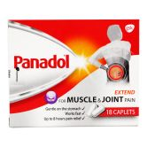 Panadol Extend for Muscle & Joint Pain 18s