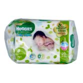 Huggies Baby Wipes Gentle Care (20sx3)