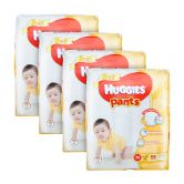 Huggies Gold Pants Medium 56S (x4Packs)