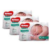 Huggies Platinum Diapers Newborn 60s (1Carton=3pack)
