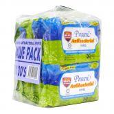 Pureen Baby Wipes 8x30s Antibacterial