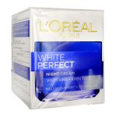 L'Oreal Paris White Perfect Night Cream 50ml