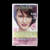 L'Oreal Excellence Crème 5.64 Dark Copper Red