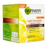 Garnier Light Complete Whitespeed Serum Day Cream SPF30 50ml