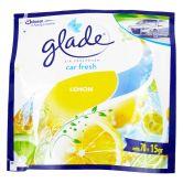 Glade Car Fresh 70g Lemon Refill