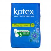 Kotex Soft and Smooth Slim 20S