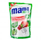 Mama Lemon Dishwashing 800ml Anti-Bacterial Total Clean Refill