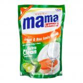 Mama Lemon Dishwashing 800mlx2 Lime Refill