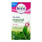 Veet Wax Strips 20s Natural Normal Skin