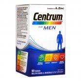 Centrum For Men Tablets 90s
