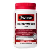 Swisse Ultiboost Co-Enzyme Q10 150mg 180 Tablets
