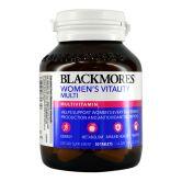 BlackMores Women's Vitality Multi (50 Tablets)