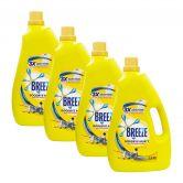 Breeze Liquid Detergent 3.8kg Goodbye Musty (1Carton=4Bottle)