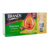 Brand's Essence of Chicken 7X68ml Cordyceps