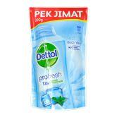 Dettol Profresh Shower Gel Refill 800g Cool