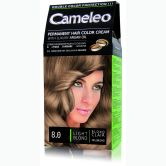Cameleo Perm Hair Colour Cream 8.0 L/Blond