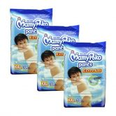 MamyPoko Extra Soft Jumbo Pants (Boys)  XX-Large 38S (1Carton=3pack)