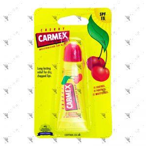 Carmex Cherry Lip Balm SPF 15 10g