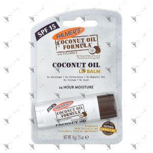 Palmer's Coconut Oil Lip Balm SPF15 4g