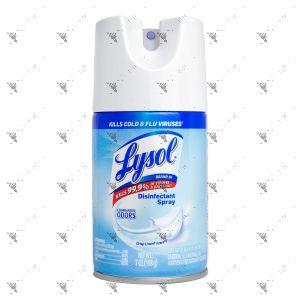 Lysol Disinfectant Spray Crisp Linen 198g
