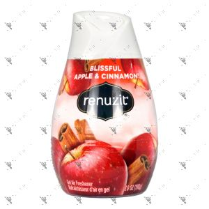 Renuzit Aroma Air Freshener Gel 198g Apple & Cinnamon