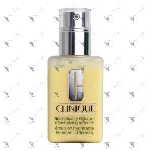 Clinique Dramatically Different Moisturizing Lotion Pump 125ml Dry Skin