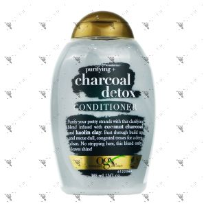 OGX Conditioner 13oz Charcoal Detox