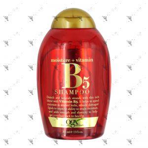 OGX Shampoo 13oz Moisture + Vitamin  B5