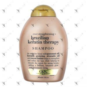 OGX Shampoo 13oz Brazilian Keratin Therapy