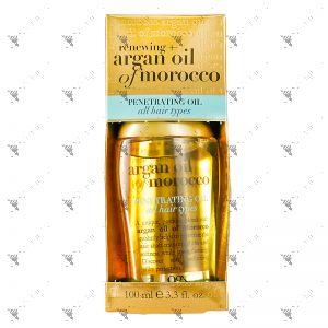 OGX Renewing + Argan Oil Of Morocco 100ml Penetrating Oil