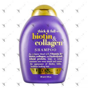 OGX Shampoo 13oz Biotin & Collagen