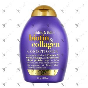OGX Conditioner 13oz Thick & Full Biotin & Collagen