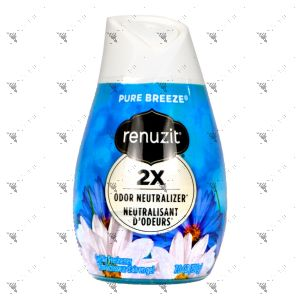 Renuzit Aroma Air Freshener Gel 198g Pure Breeze