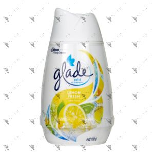 Glade Solid Air Freshener 170g Lemon Fresh