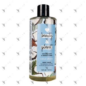 Love Beauty and Planet 473ml Bodywash Coconut Water & Mimosa Flower
