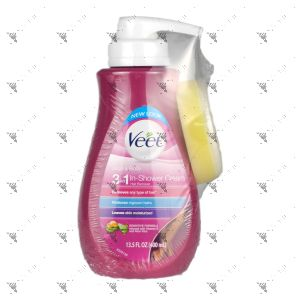 Veet in Shower Cream 400ml Sensitive Skin