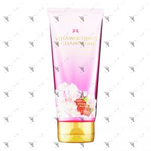 Victoria Secret Ultra-Moist Hand & Body Cream 200ml Strawberries & Champagne