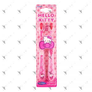 Smileguard Kids Toothbrush Hello Kitty 2s