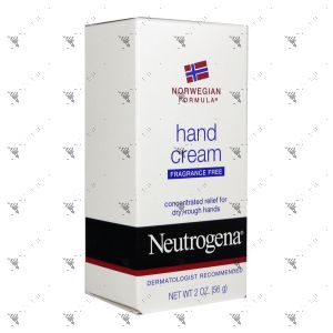 Neutrogena Hand Cream 2oz Fragrance Free