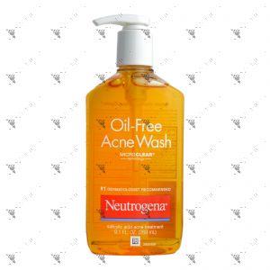 Neutrogena Oil-Free Acne Wash 9.1oz