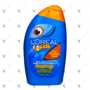 L'Oreal Kids Shampoo 265ml Swim