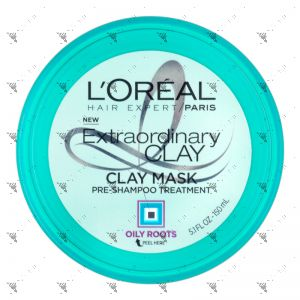 L'Oreal Extraordinary Clay Mask 150ml